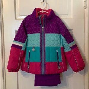 Obermeyer ski outfit